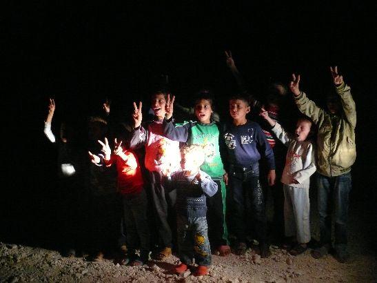 我已在前线:陈维明赴叙利亚支持反独裁自由战争来信(之4)